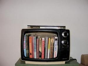 tv or books