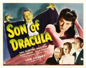 Son of Dracula Poster1