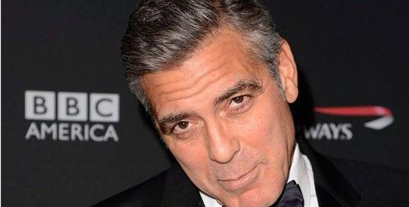 Ceorge Clooney