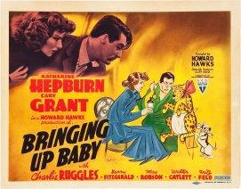 Cary Grant, Katherine Hepburn, Bringing Up Baby