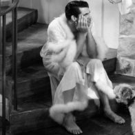 Cary Grant negligee