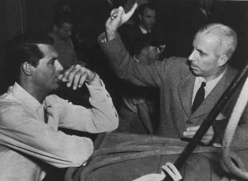 howard Hawks, Cary Grant