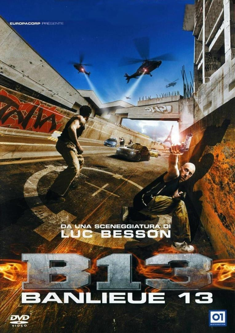 B-13 poster